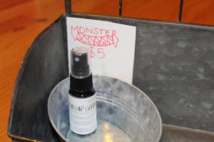 Keeps the Monster's Away Spray