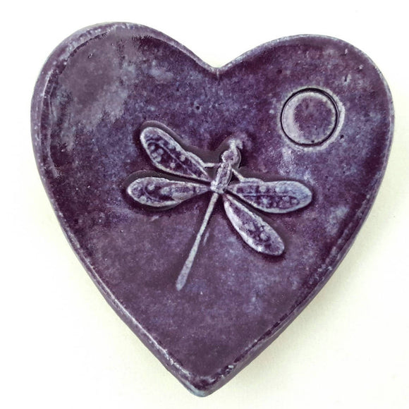 Dragonfly Heart Bowl