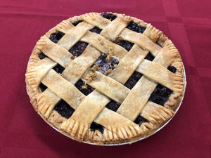 Blueberry Pie and/or Tart