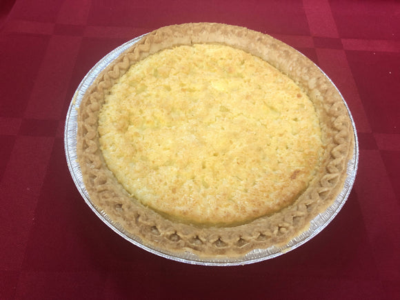 Lemon Chess Pie and/or Tart