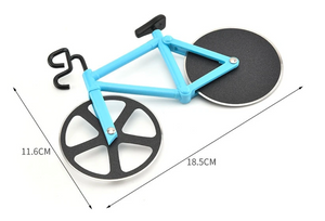 Bicycle Shape Pizza Knife