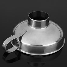 Load image into Gallery viewer, Stainless Steel Wide Mouth Canning Funnel