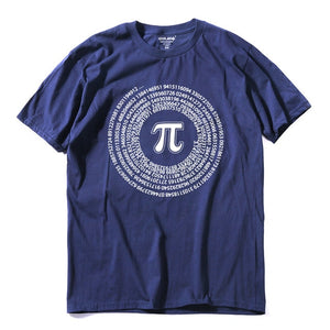 Math T-Shirt 100% Cotton for Men
