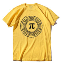 Load image into Gallery viewer, Math T-Shirt 100% Cotton for Men