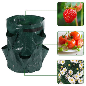Multi-mouth Plant Growing Bag