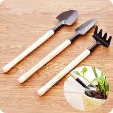 Load image into Gallery viewer, 3 Pcs/set Mini Gardening Tools