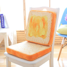 Load image into Gallery viewer, Simulation Bread Plush Pillow