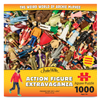 ACTION FIGURE EXTRAVAGANZA PUZZLE