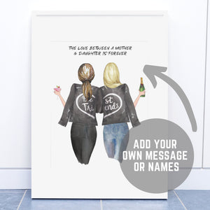 Friendship Custom Print