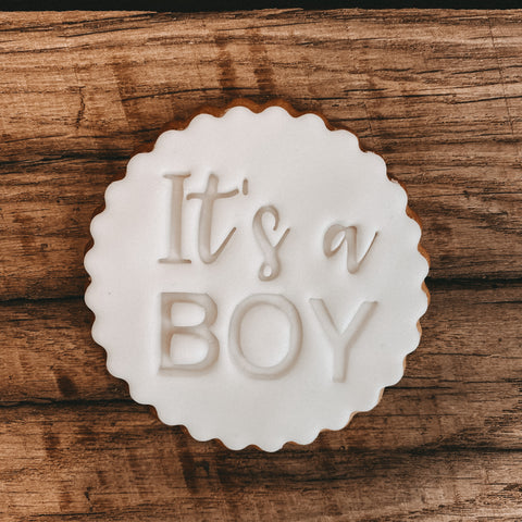 Keks - It's a BOY