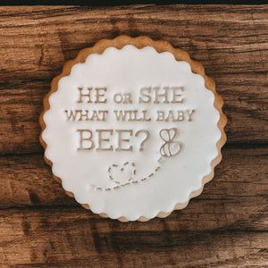 Keks - He or she, what will it bee? (Weiß)