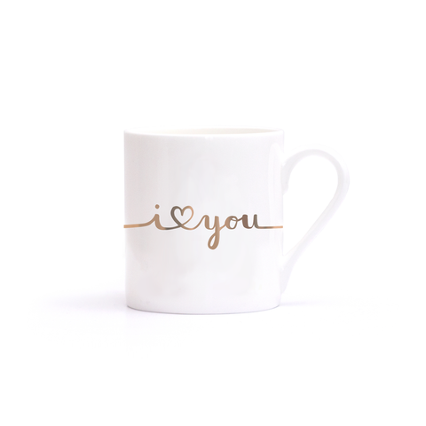 Tasse »I Love You«