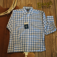 Wrangler Wrinkle Resist Snap Shirt