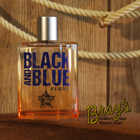 Cologne-PBR Black and Blue Flame
