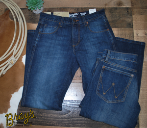 Wrangler Retro Relaxed Fit Bootcut Jean {WRT20JH}