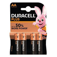 Batterie Tipo AA Duracell Plus Power