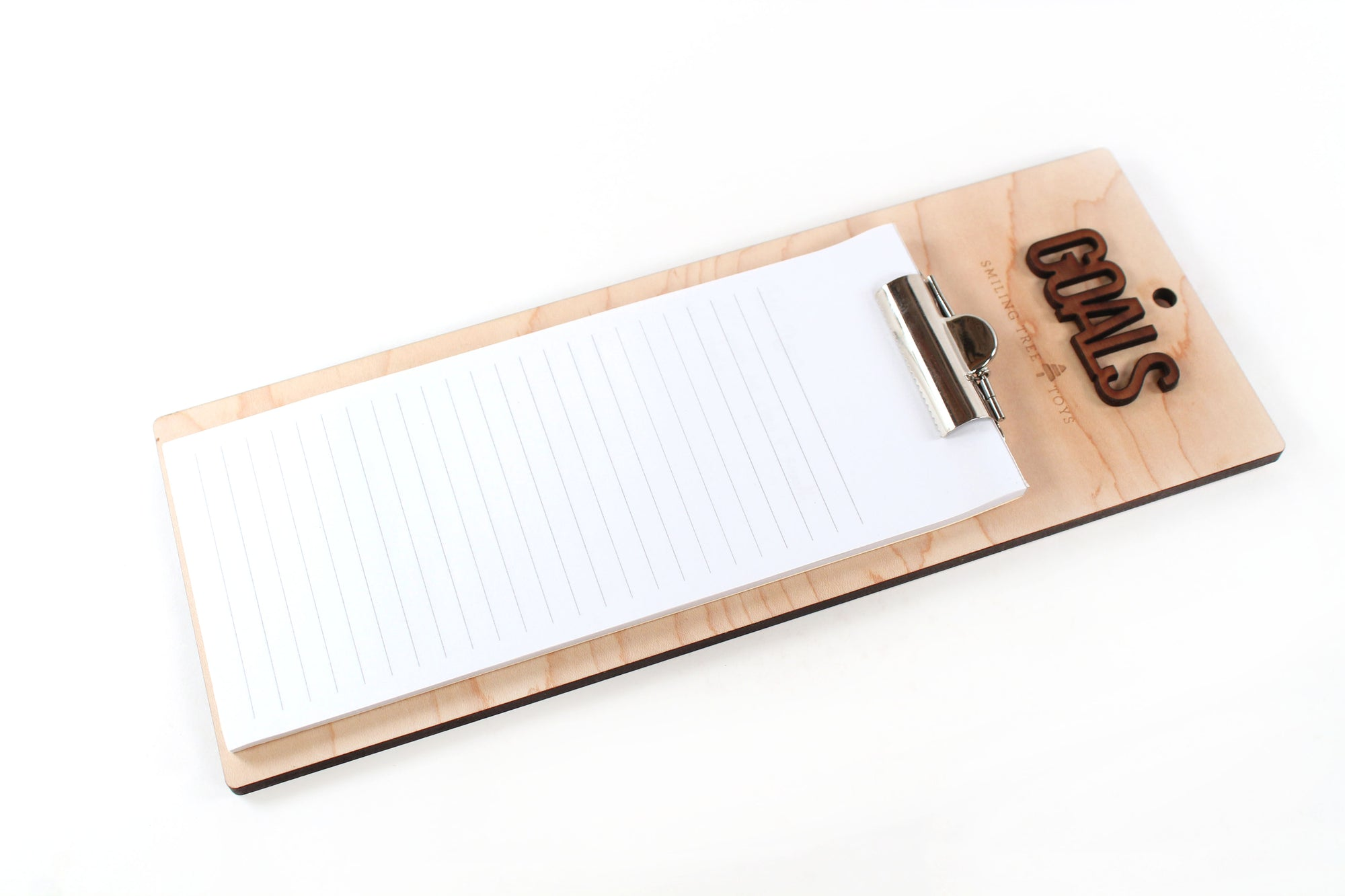 branded clipboard eco-friendly wood corporate gift made in the USA