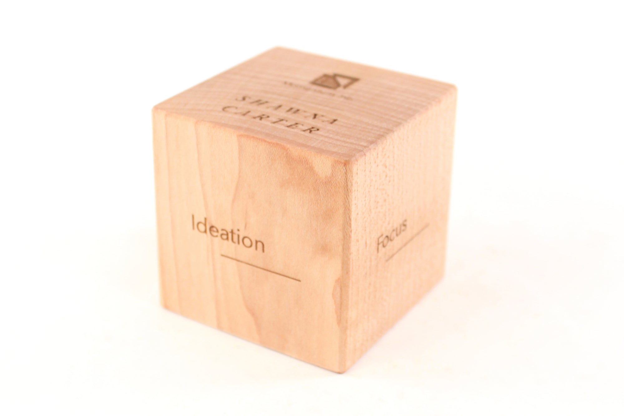 Clifton Strengths Test personality block corporate gift for new hires Smiling Tree Gifts