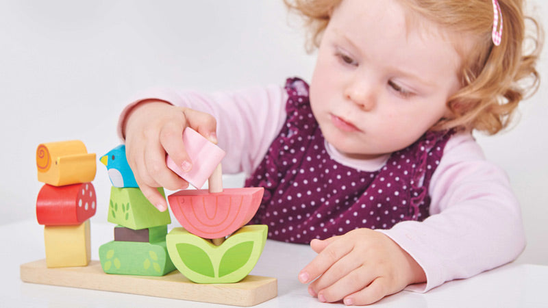 best puzzle toys for toddlers