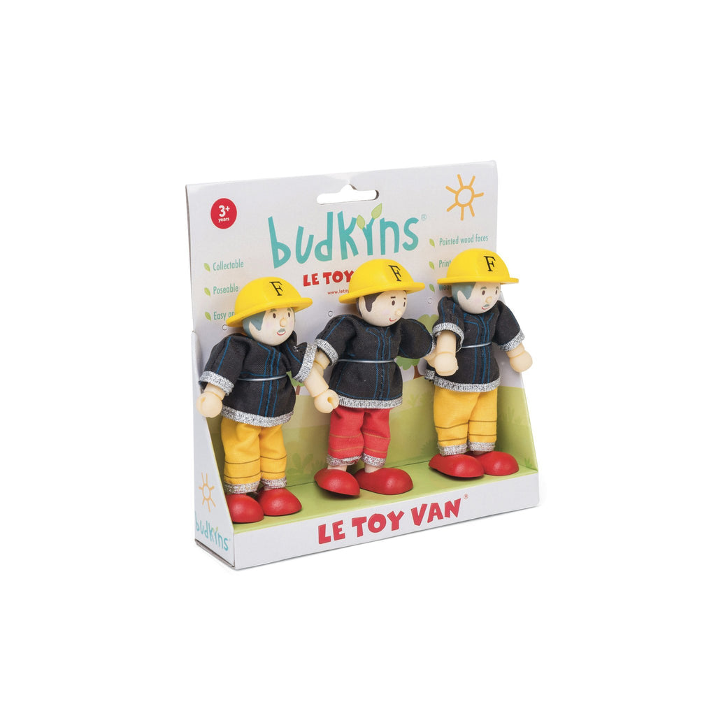 Firefighters Gift Pack,  - Le Toy Van