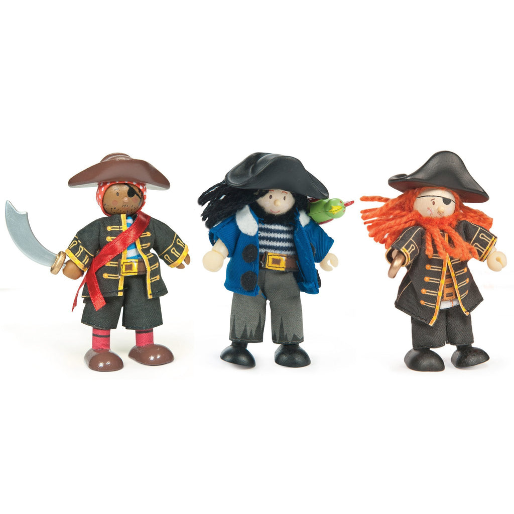 Buccaneers Pirates Gift Pack,  - Le Toy Van