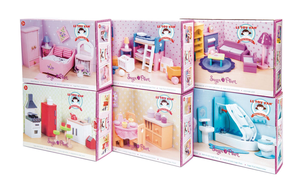 SugarPlum Bedroom