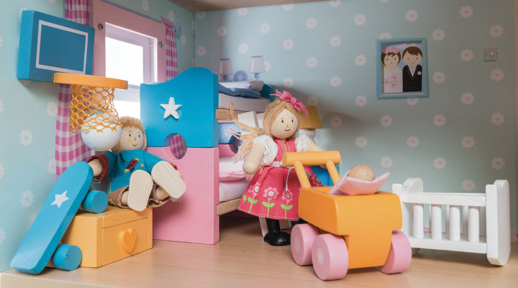 SugarPlum Children's Bedroom