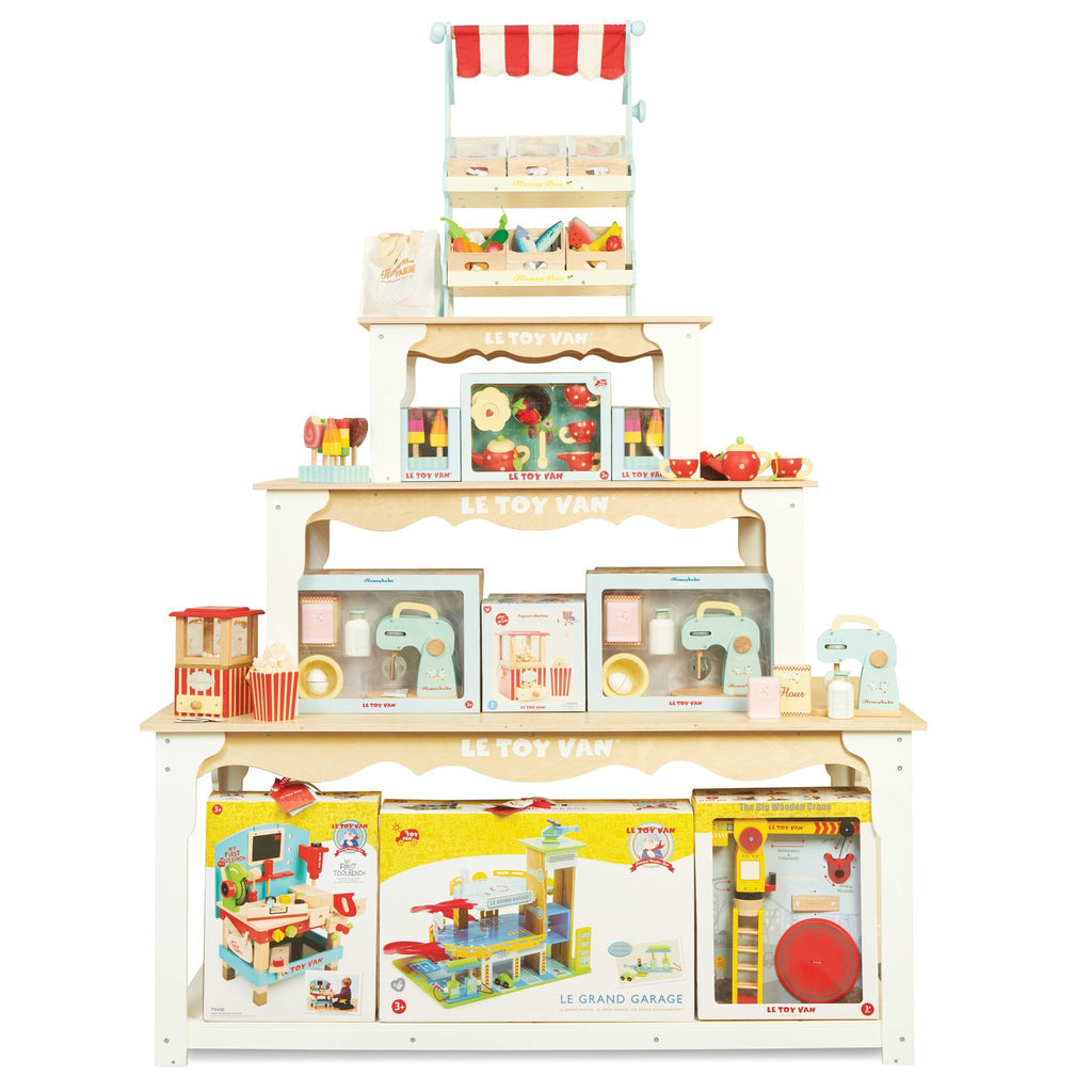 Three Tier Display,  - Le Toy Van