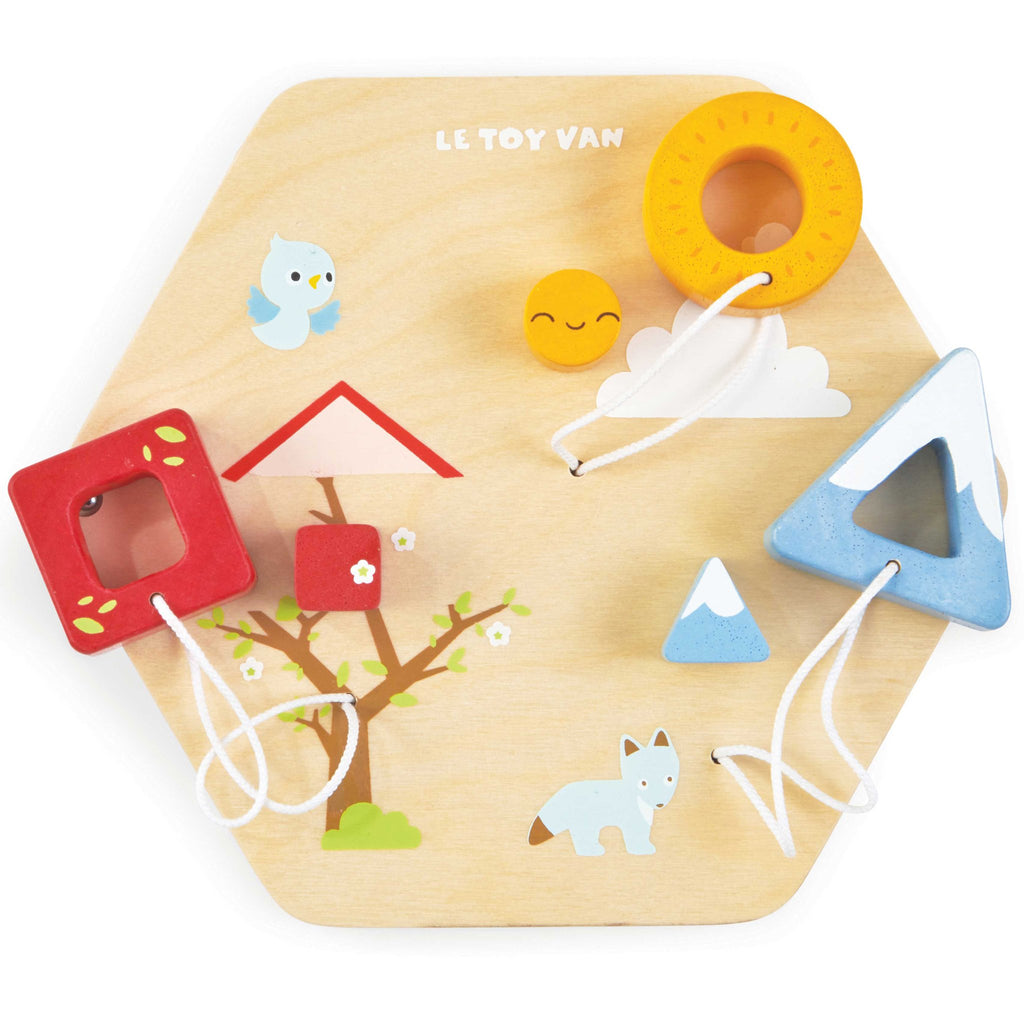Shapes Activity Tile, Toy - Le Toy Van