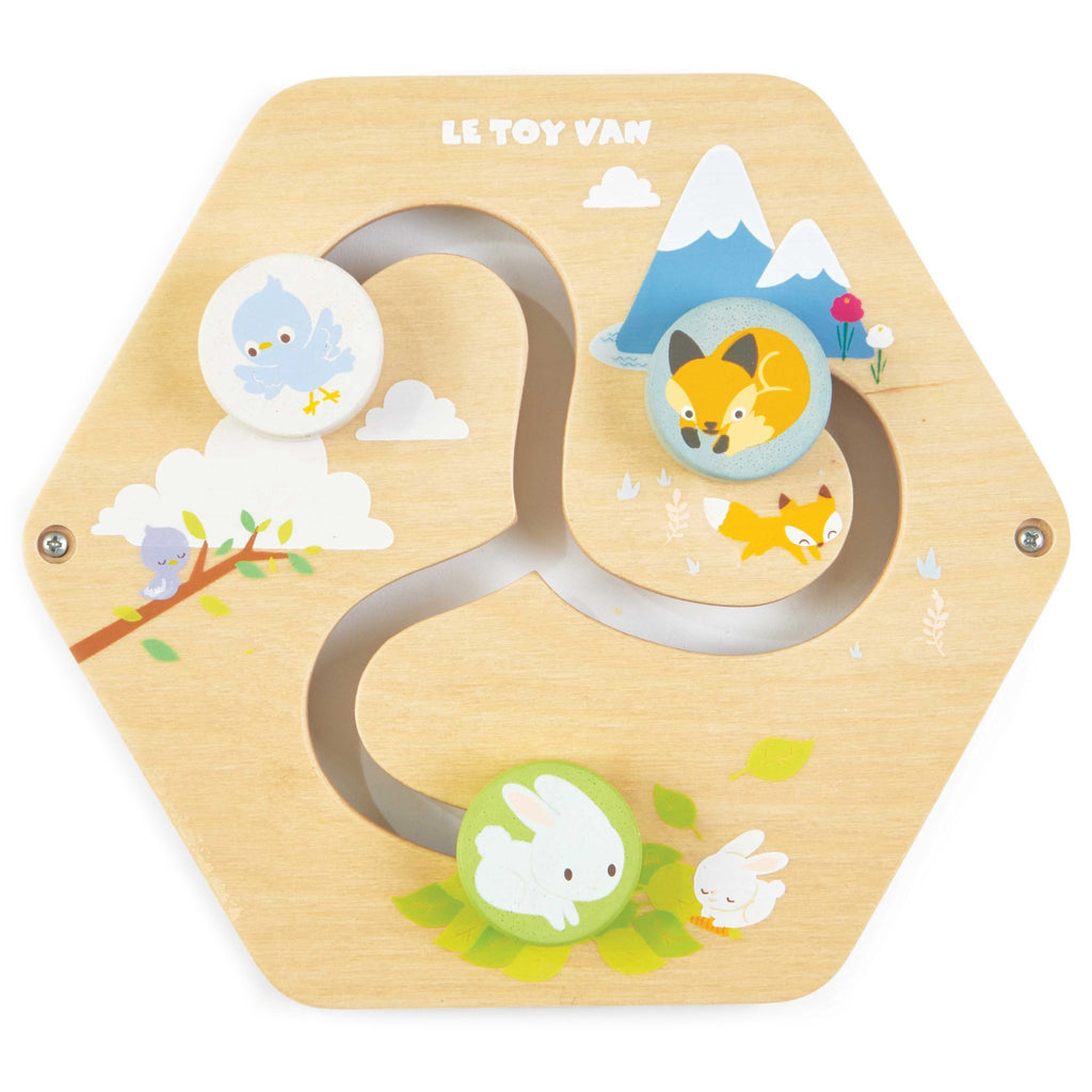 Homes Activity Tile, Toy - Le Toy Van