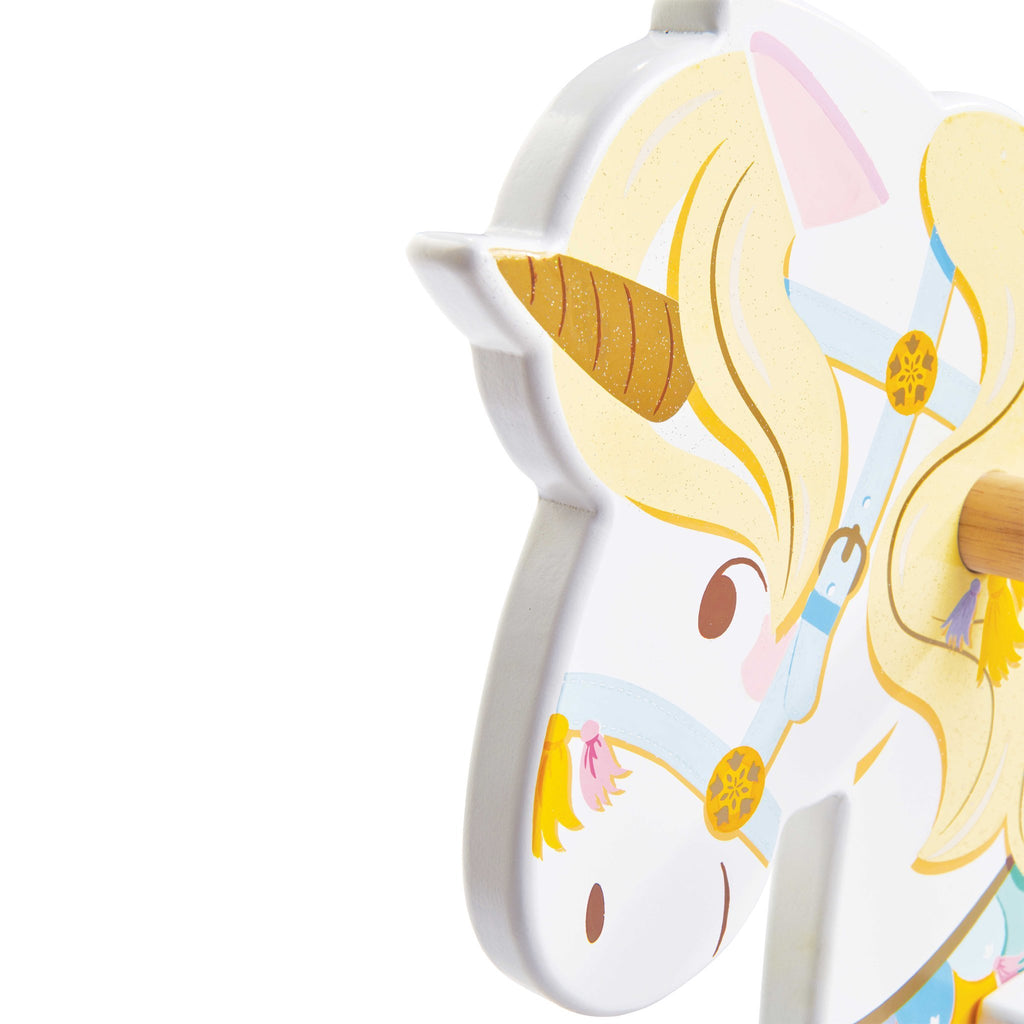 Rocking Unicorn Carousel, Toy - Le Toy Van