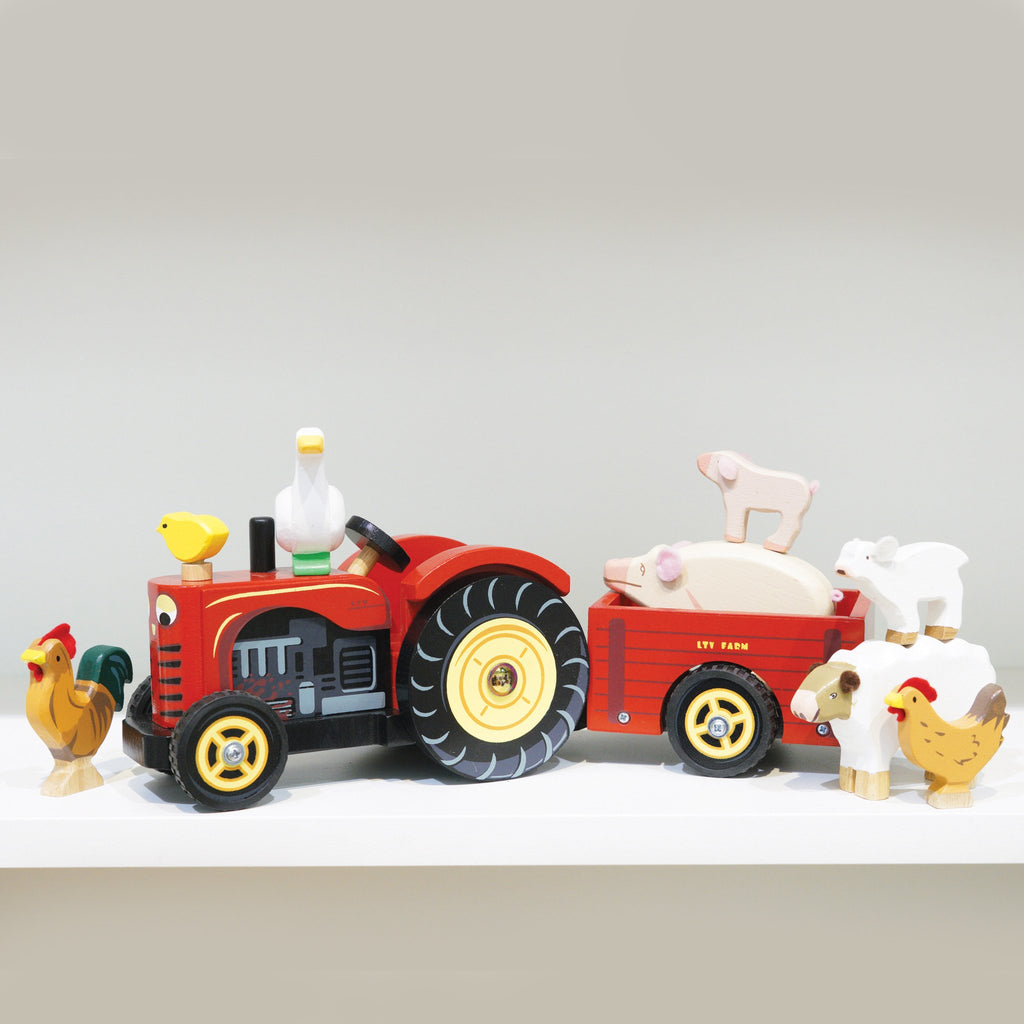 Sunny Farm Animals