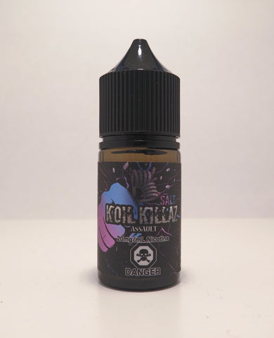 Koil Killaz - SALT -  Vapor Delivery to Surrey, Maple Ridge, Abbotsford Chilliwack, Langley and Delta.