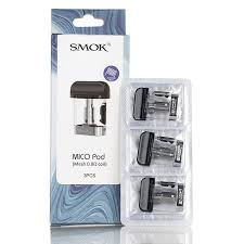 Mico 3-pack -  Vapor Delivery to Surrey, Maple Ridge, Abbotsford Chilliwack, Langley and Delta.