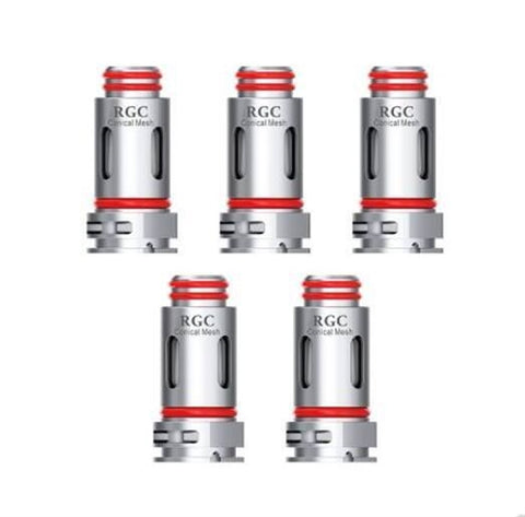 RPM80 RGC Coil (5 Pack) -  Vapor Delivery to Surrey, Maple Ridge, Abbotsford Chilliwack, Langley and Delta.