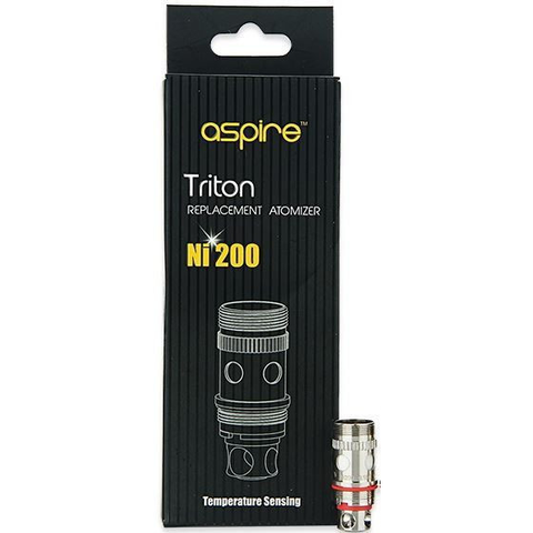 Aspire Triton 5-pack -  Vapor Delivery to Surrey, Maple Ridge, Abbotsford Chilliwack, Langley and Delta.