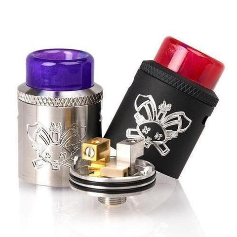 Dead Rabbit RDA -  Vapor Delivery to Surrey, Maple Ridge, Abbotsford Chilliwack, Langley and Delta.