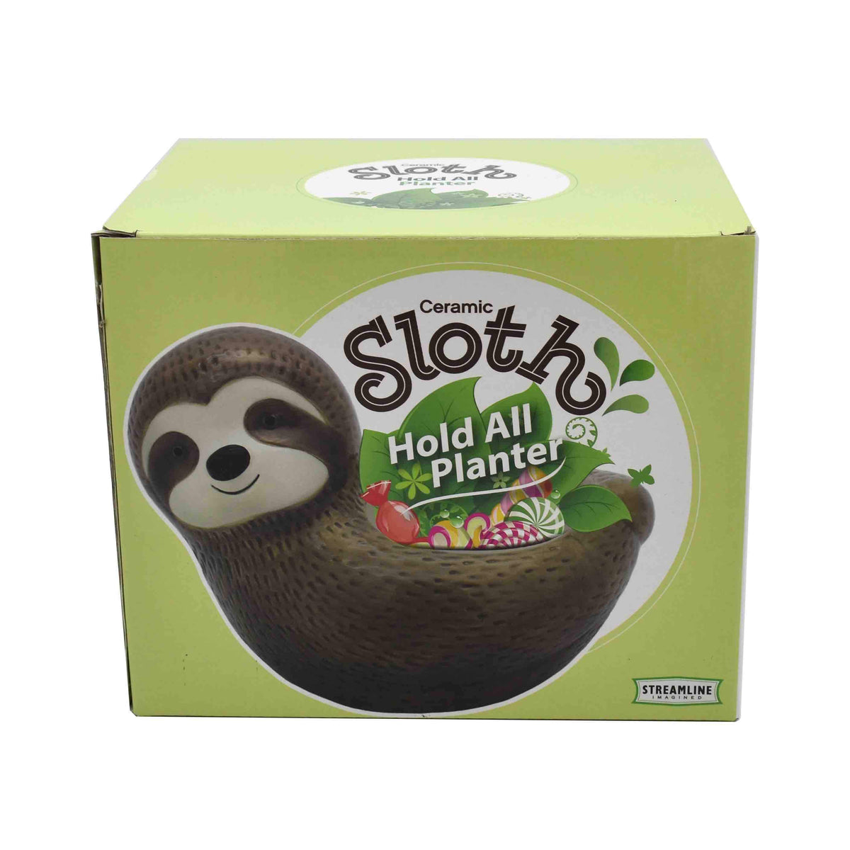 Sloth Hold All/Planter