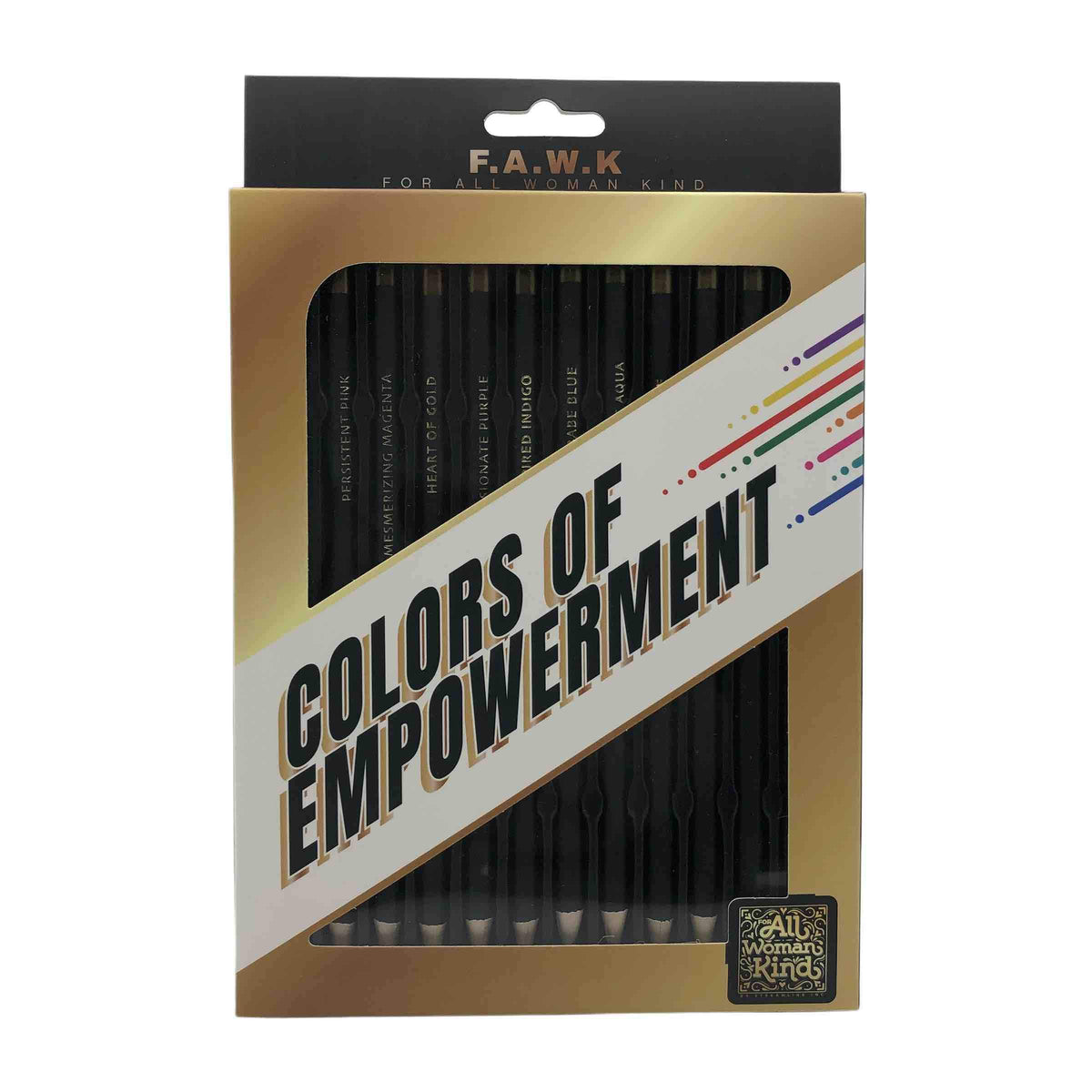 F.A.W.K. Colors of Empowerment