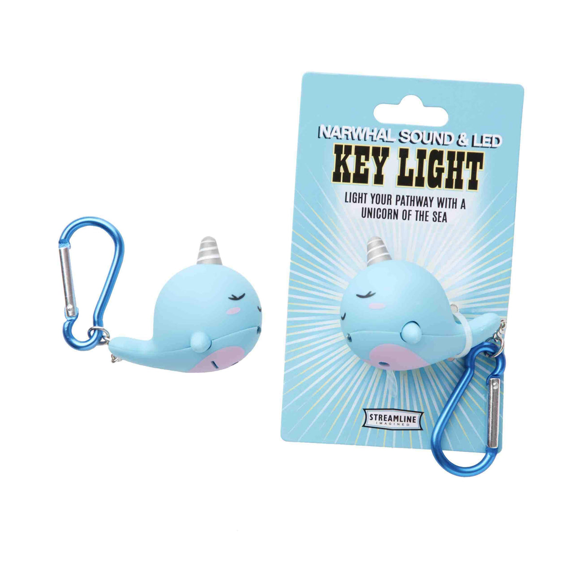 Narwhal Sound LED Key Light