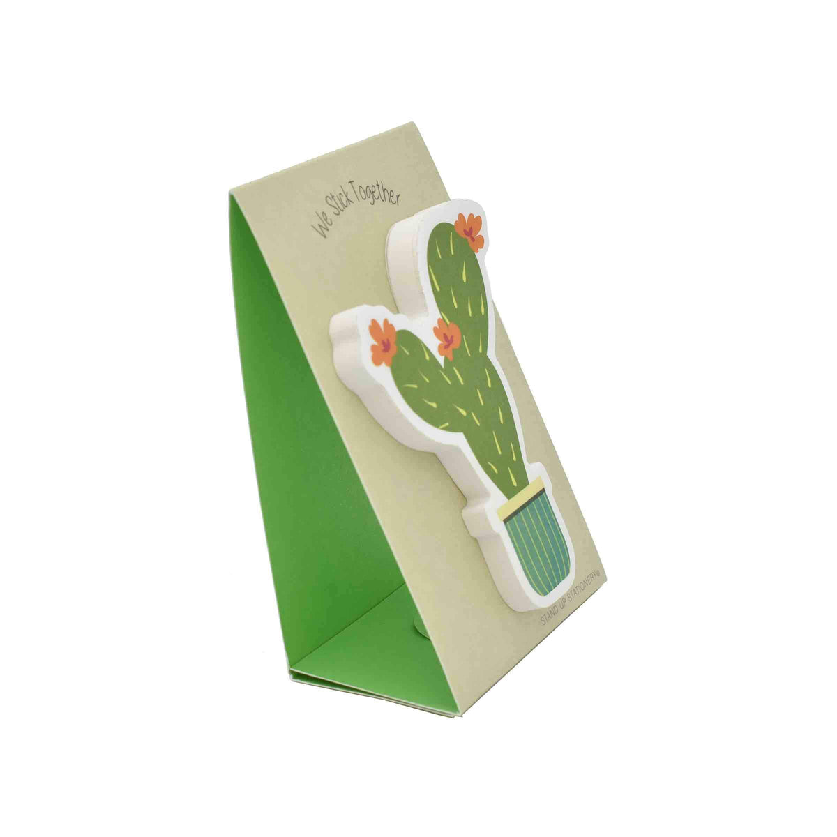 Pop-Up Sticky Notes - Cactus