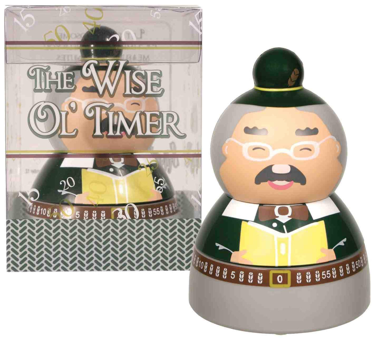 The Wise Ol' Timer Grandpa Timer
