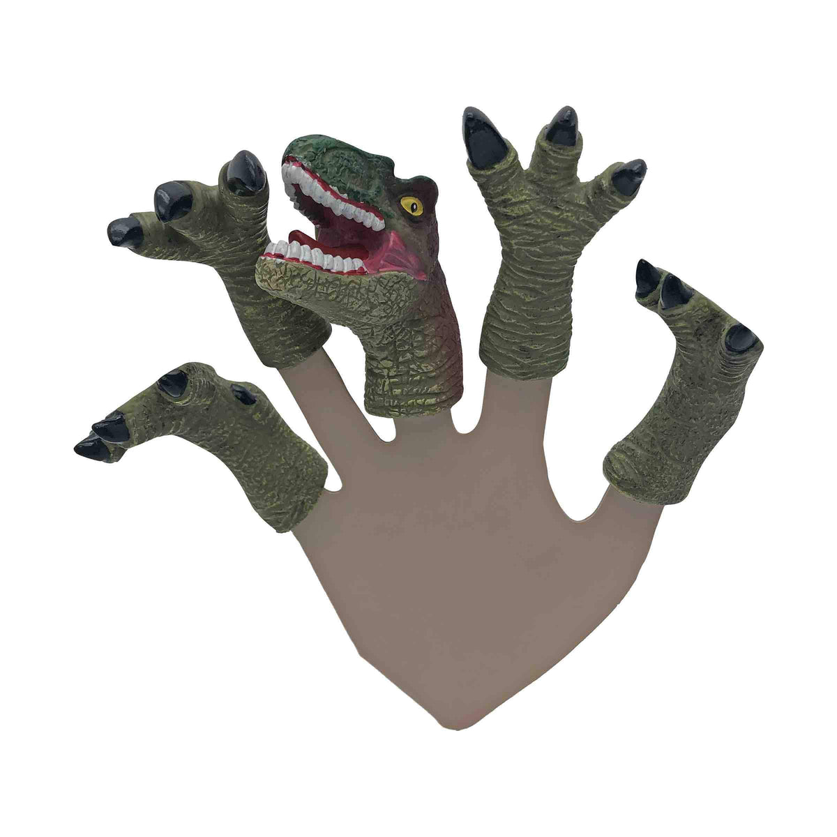 Dinosaur 5pc Finger Puppet Set