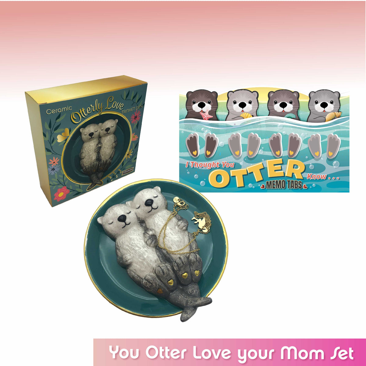 You Otter Love Your Mom Theme Set