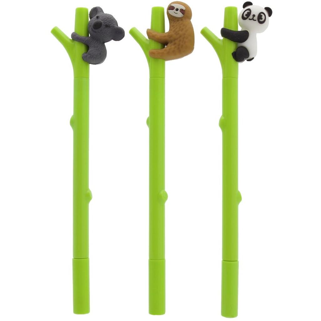 Cutie Safari Animal Pen Set of 3