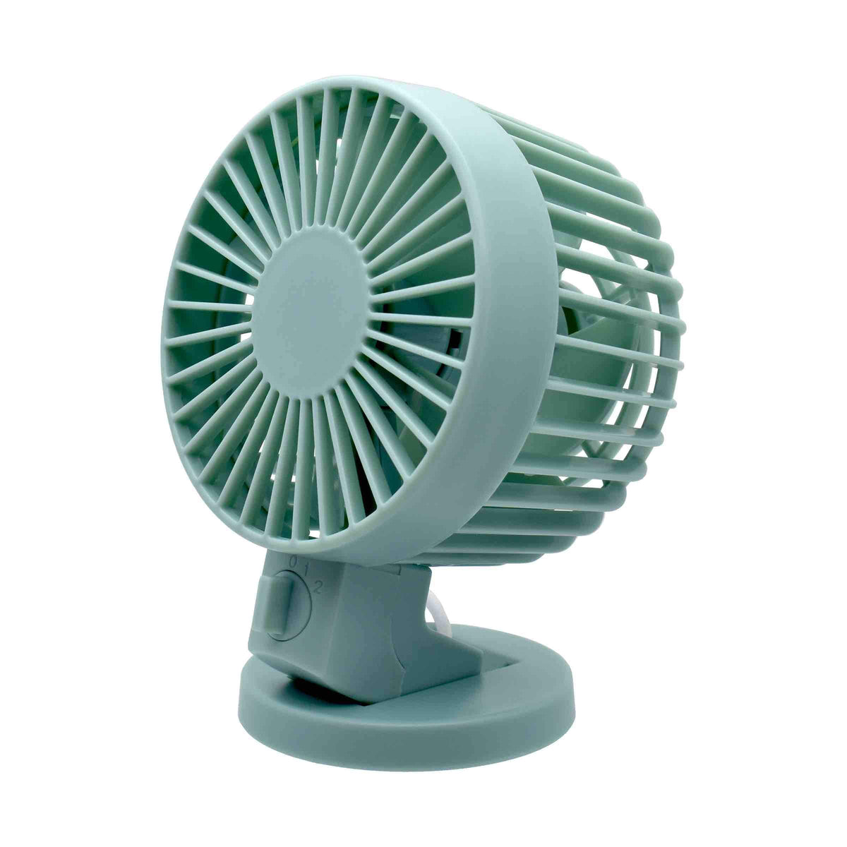 USB Turbo Multispeed Desk Fan