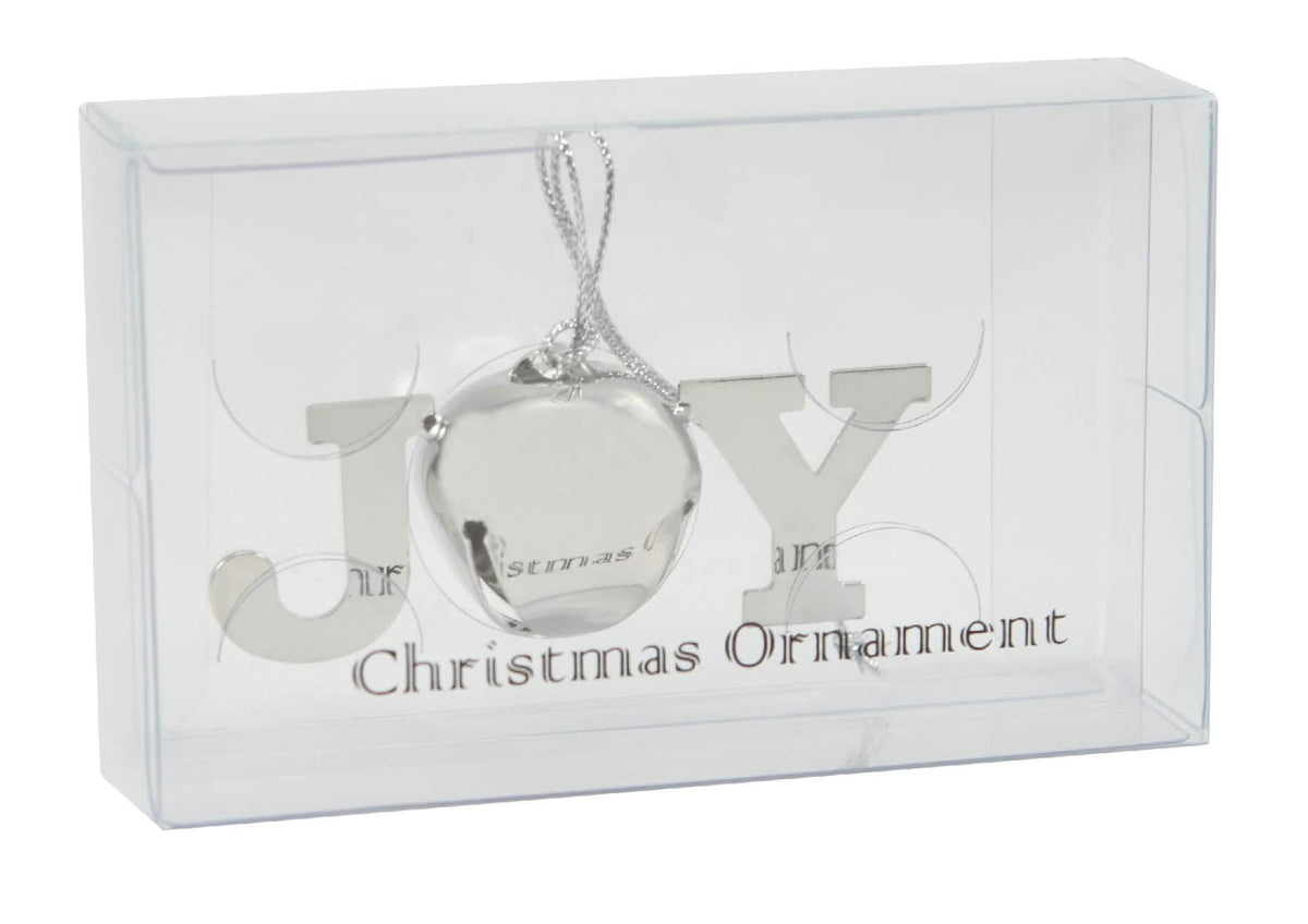 Jingle Bell Joy Ornament