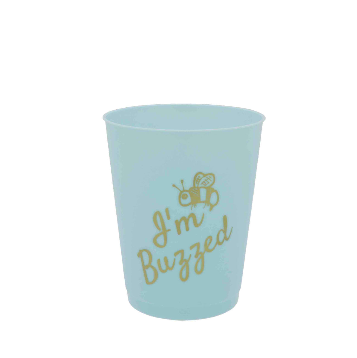 Sip Sip Hooray Stacked Party Cup Set- I'm Buzzed