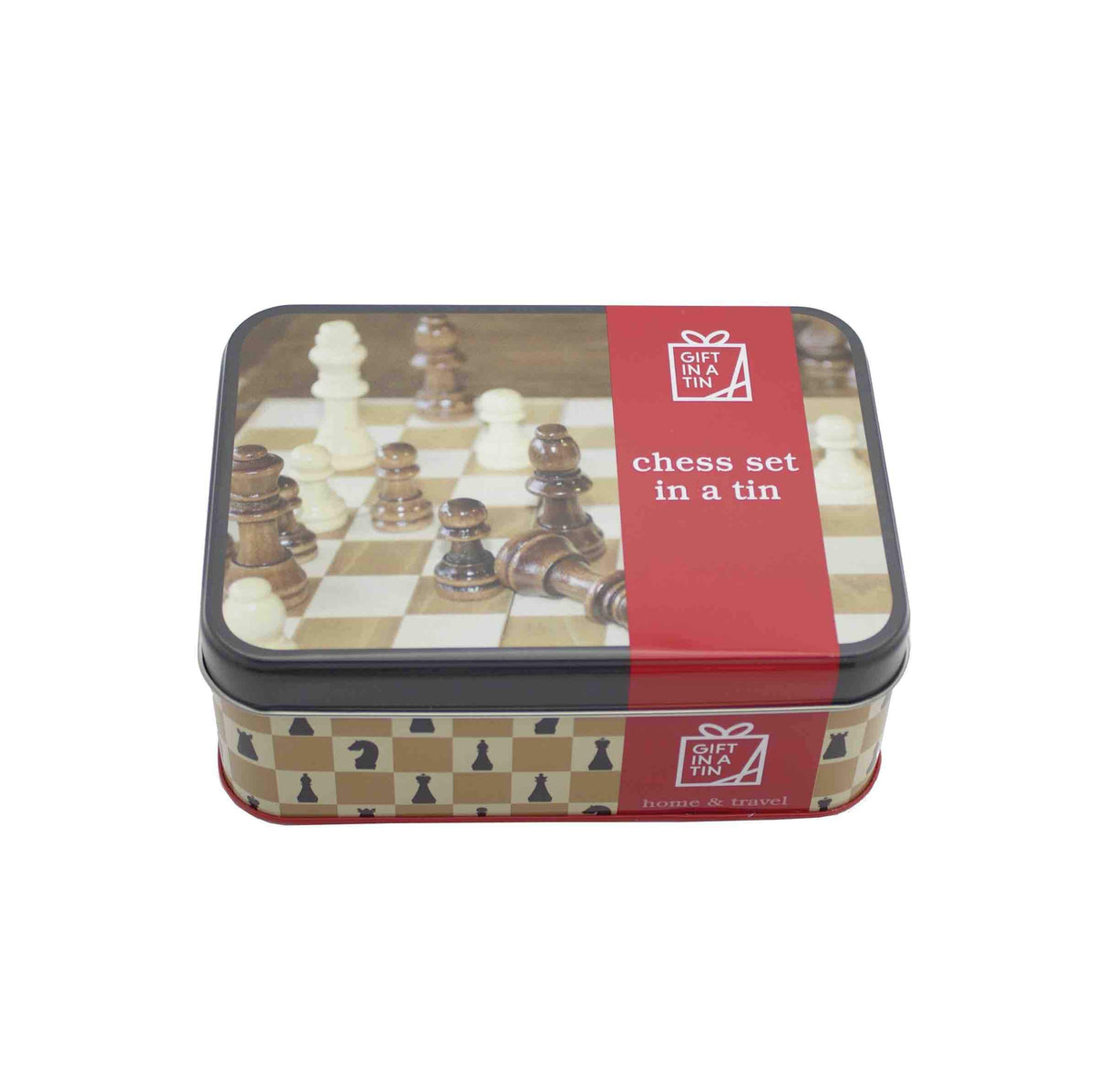 Chess in a Tin
