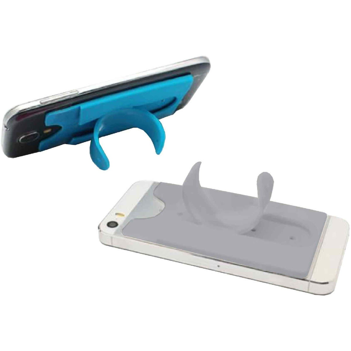 Portable Card Holder & Phone Stand